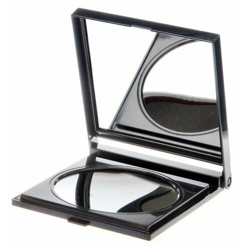 Зеркало косметическое карманное Danielle MD207 черный