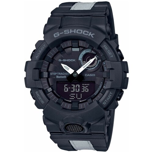 Японские наручные часы Casio GBA-800LU-1AER мужские кварцевые