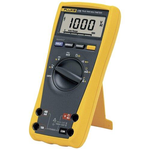 Мультиметр цифровой FLUKE 175 EGFID желтый/черный недорого