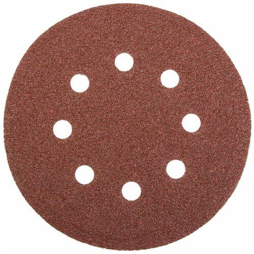 Фото - Шлифовальный круг на липучке STAYER 35452-125-060 125 мм 5 шт шлифовальный круг на липучке fit 39666 125 мм 5 шт