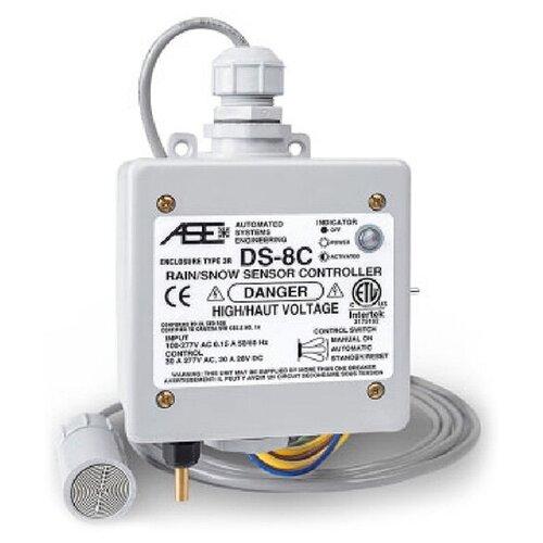 Терморегулятор DS-8C наружной установки (кровля), с датчиками влажности и температуры, 30А
