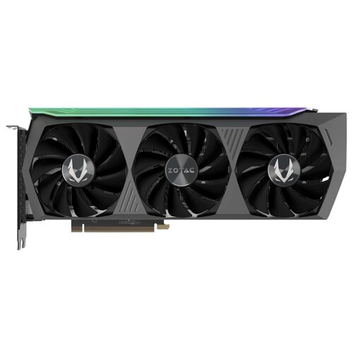 Видеокарта ZOTAC GAMING GeForce RTX 3080 Ti AMP Holo (ZT-A30810F-10P) Retail
