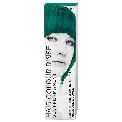 Купить Краситель прямого действия StarGazer Hair Color Rinse Tropical Green, 70 мл