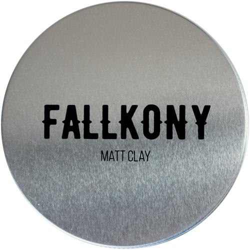 Купить Fallkony глина для волос Matt Clay, средняя фиксация, 100 г