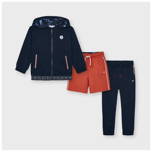 Спортивный костюм Mayoral для мальчика красный 8 л.