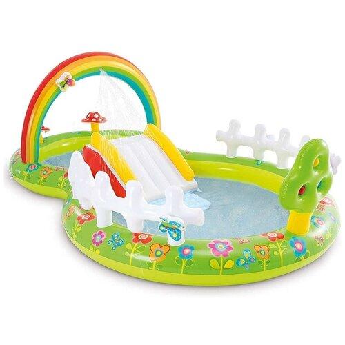 Купить Игровой центр Intex Мой сад 57154 (Multicolor), Игровые и спортивные комплексы и горки