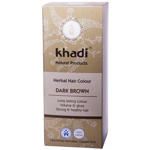 Средство Khadi Темно-коричневый, 100 г
