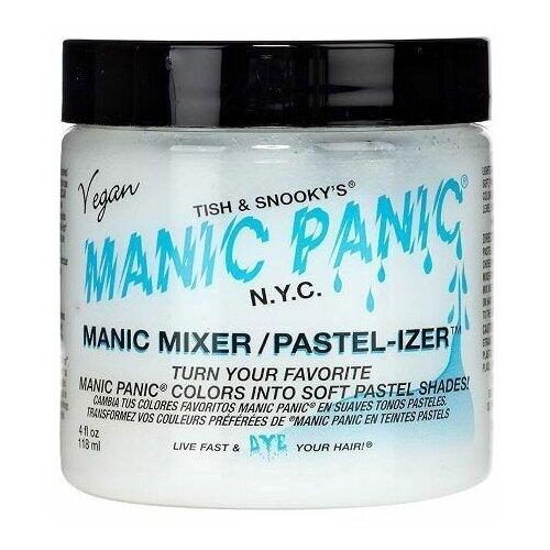 Крем Manic Panic Pastel-izer добавка к краске для волос для получения пастельного оттенка, 118 мл  - Купить