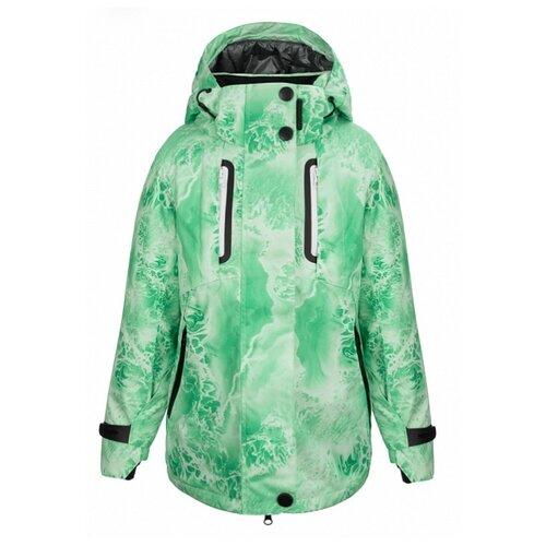 Купить Куртка Oldos размер 122, мятный, Куртки и пуховики