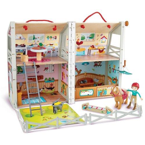 Кукольный дом Hape Моя любимая ферма (E3409_HP)