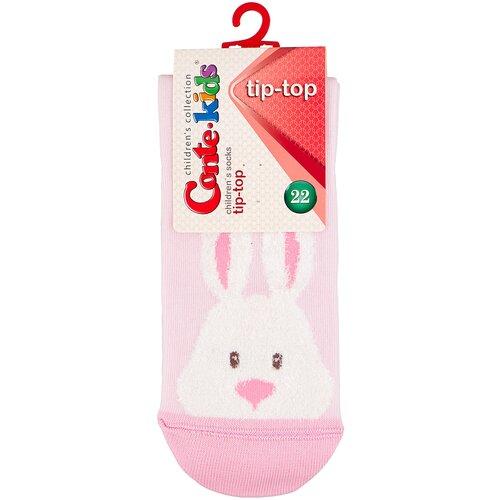 Купить Носки Conte-kids размер 22, светло-розовый