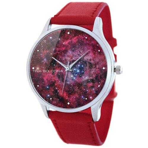 блокнот tina bolotina самой прекрасной blok 035 80 листов Наручные часы TINA BOLOTINA Космос Extra