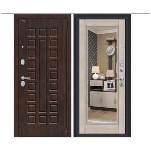 Дверь входная УРБАН с зеркалом