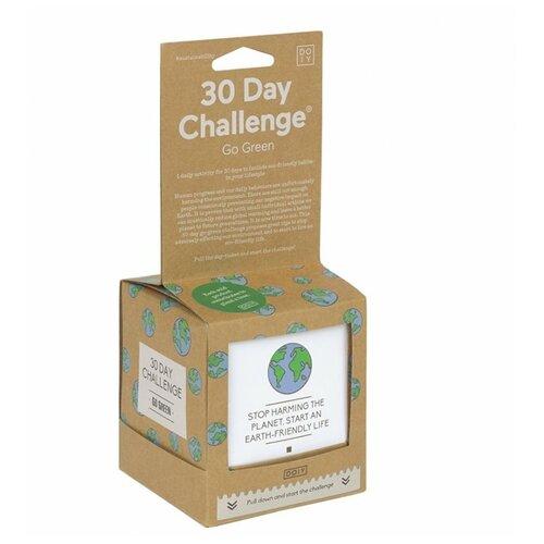 maryanne bennie paper flow 28 day challenge Настольная игра Doiy 30 Day Challenge Go green
