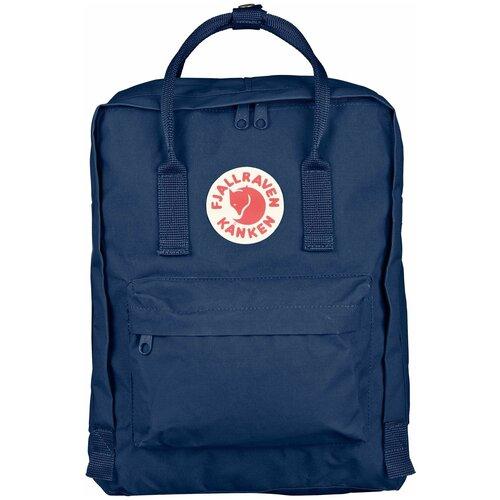 Городской рюкзак Fjallraven Kånken 16, royal blue городской рюкзак fjallraven re kånken 16 un blue