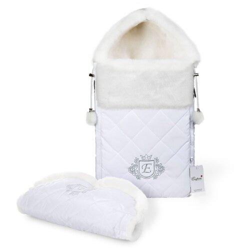Комплект Esspero Elvis (конверт + муфта) 65 см snow like конверты для новорожденных esspero зимний конверт и муфта elvis