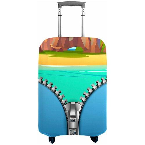 чехол на чемодан 18316 s 55 см Чехол на чемодан 18357, S (55 см)