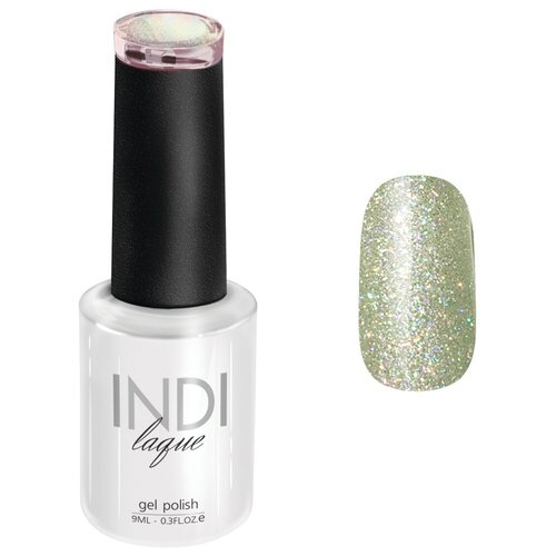 Купить Гель-лак для ногтей Runail Professional INDI laque голографические оттенки, 9 мл, 3573