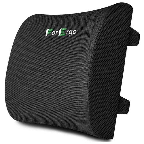 Поясничная подушка подспинник для поясницы, спины на автомобильное кресло в машину, на офисный стул
