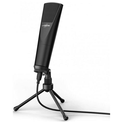 Микрофон Hama Stream 800 черный