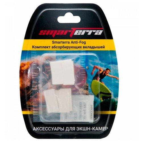 Фото - Абсорбирующие вкладыши Smarterra Anti-Fog бежевый silicone invisible anti expose pastes for lady