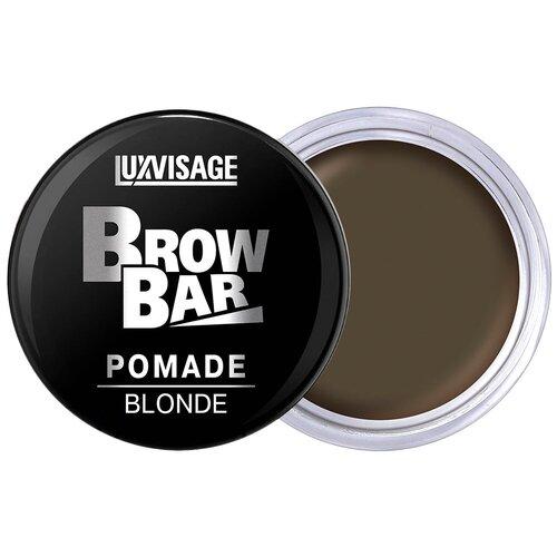 Купить LUXVISAGE помада для бровей Brow Bar матовая 01 Blonde