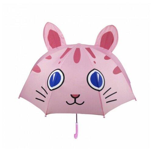 Зонт Amico розовый