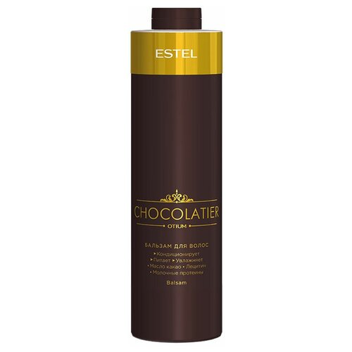 Фото - ESTEL бальзам Otium Chocolatier, 1000 мл estel professional бальзам otium chocolatier белый шоколад 200 мл