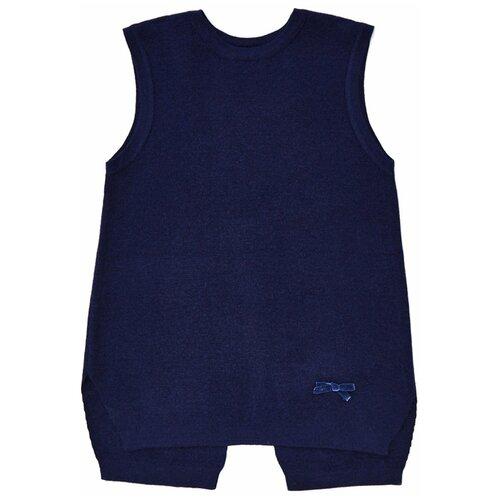 Жилет Acoola размер 158, синий платье для девочек размер 158 набивка тм acoola арт 20210200486