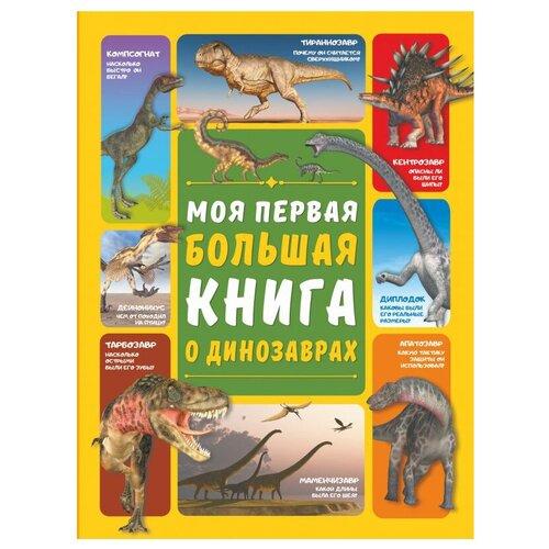 барановская и ермакович д моя первая большая книга о динозаврах Барановская И., Ермакович Д. Моя первая большая книга о динозаврах