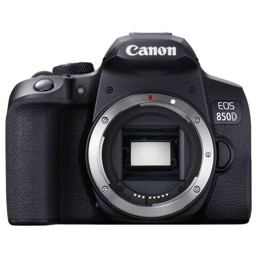 Фотоаппарат Canon EOS 850D Body черный