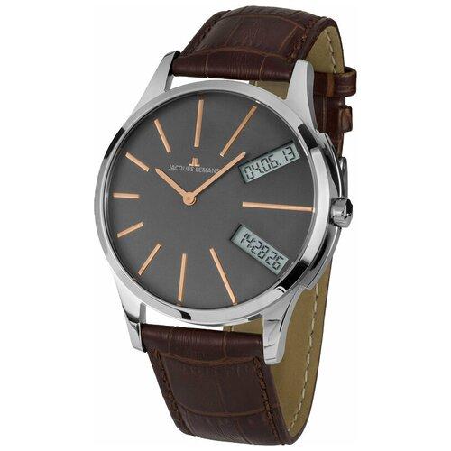 Наручные часы JACQUES LEMANS 1-1813D jacques lemans часы jacques lemans 1 1813d коллекция london