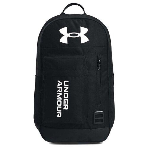 Городской рюкзак Under Armour Halftime (Black / White - 001), Black/White 001 рюкзак under armour halftime academy white 408