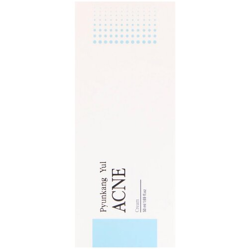Фото - Pyunkang Yul крем для проблемной кожи ACNE Cream, 50 мл levissime крем кожи armony cream балансирующий для проблемной 50 мл