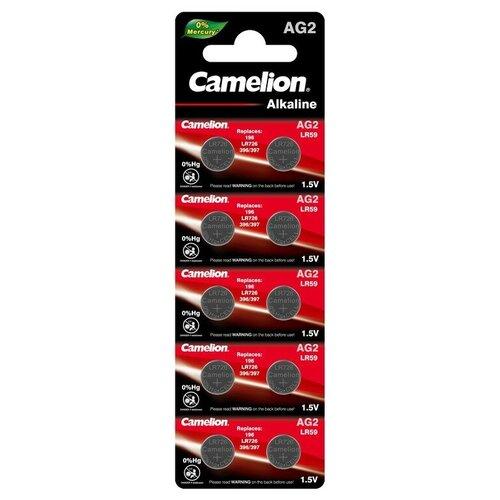 Фото - Батарейка Camelion AG2, 10 шт. мантоварка росинка рос 307