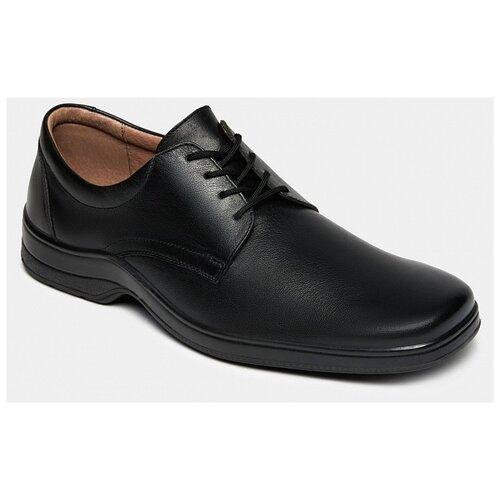 Туфли RALF RINGER Logan , размер 46 , черный