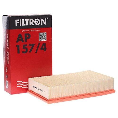 Воздушный фильтр FILTRON AP157/4 воздушный фильтр filtron ap 122 7