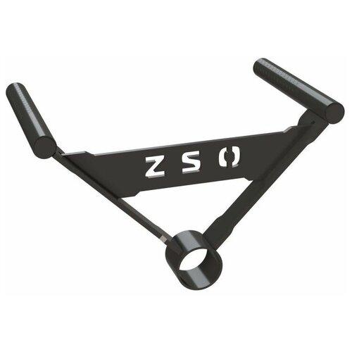Тяга грифа - ручки узкий хват, ZSO