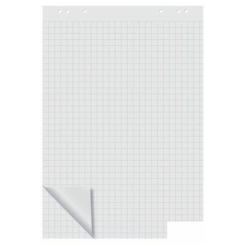Купить Блок бумаги для флипчарта Berlingo (640x960мм, 80г/м2, белый, клетка, 20 листов) 5 уп. (SFb_20011), Доски