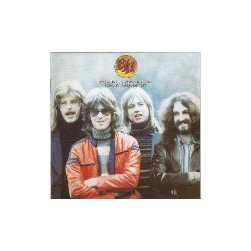 Фото - Компакт-диски, Polydor, BARCLAY JAMES HARVEST - Everyone Is Everybody Else (CD) ellis james tandy shawn of skarrow