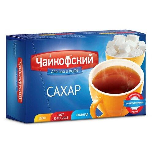 Сахар прессованный Чайкофский 1 кг,486038 3 шт.