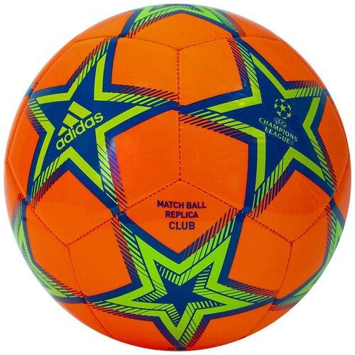Мяч футбольный ADIDAS UCL Club Ps, р.4, арт. GU0203