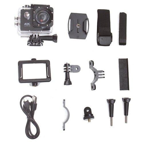 Фото - Экшн-камера Palmexx 4K Wi-Fi Action Camera UltraHD Black PX/CAM-4K BLA vdeo action camera ultra hd 4k 30fps wifi 170d waterproof video helmet recording sports camera