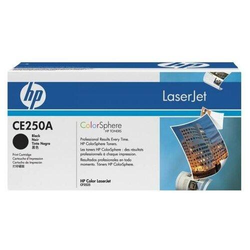 картридж ce250a Лазерный картридж Hewlett Packard CE250A (HP 504A) Black