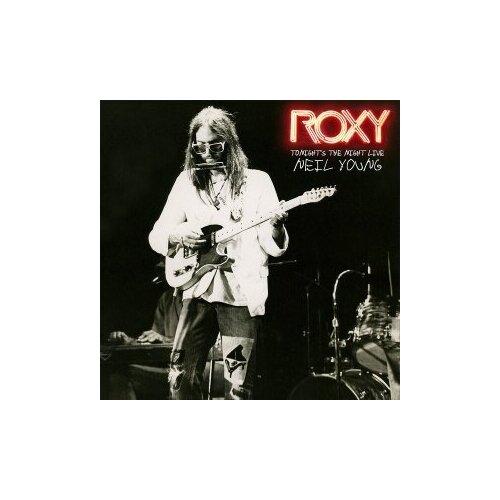 Фото - Компакт-диски, Reprise Records, NEIL YOUNG - Roxy: Tonight'S The Night Live (CD) versace young пиджак