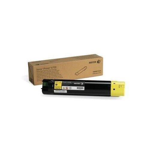 Фото - Тонер-картридж Xerox 106R01525 желтый повышенной емкости тонер картридж xerox 106r03106