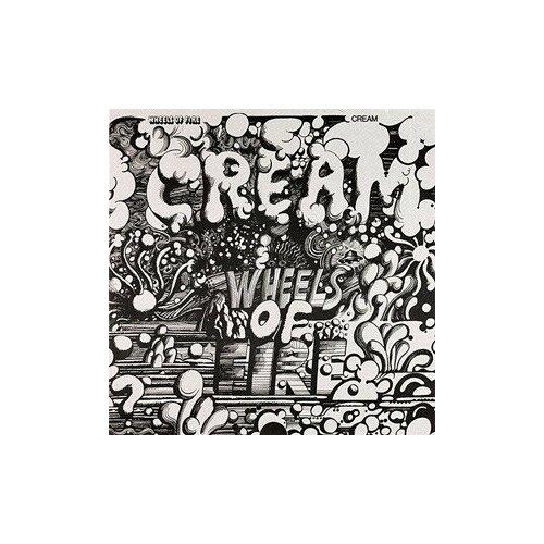 Фото - Компакт-диски, Polydor, CREAM - Wheels Of Fire (2CD) ellis james tandy shawn of skarrow
