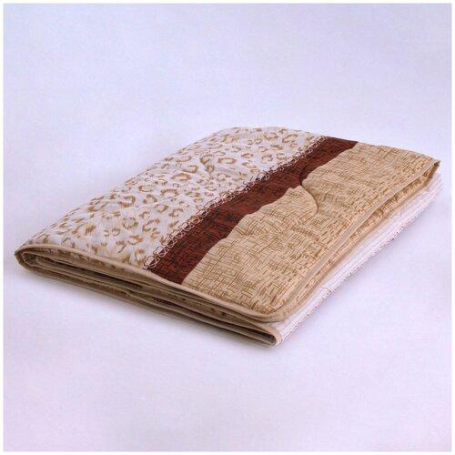 Одеяло золотое руно Овечья шерсть/ПЭ, лёгкое, 172х205 dargez одеяло лёгкое bombey 172х205 см