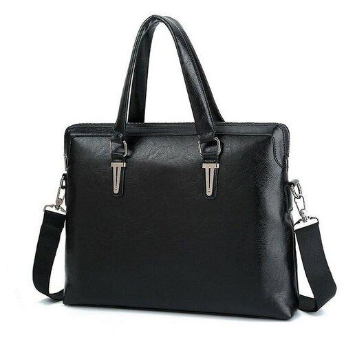 Сумка мужская (портфель) черная
