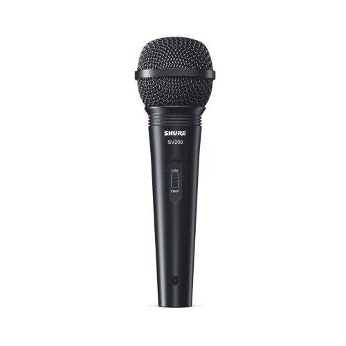 Динамический вокальный микрофон Shure SV200A